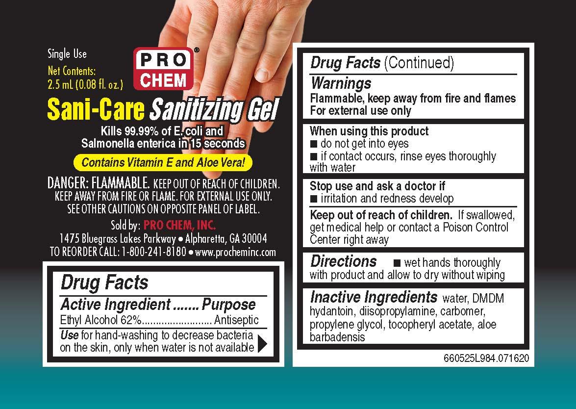 dose pack label