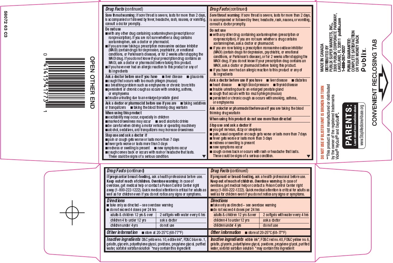 daytime nitetime carton image 2