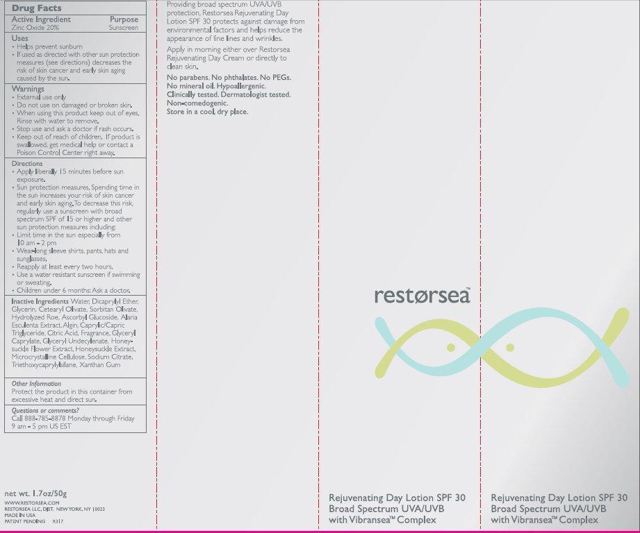 Restorsea Label
