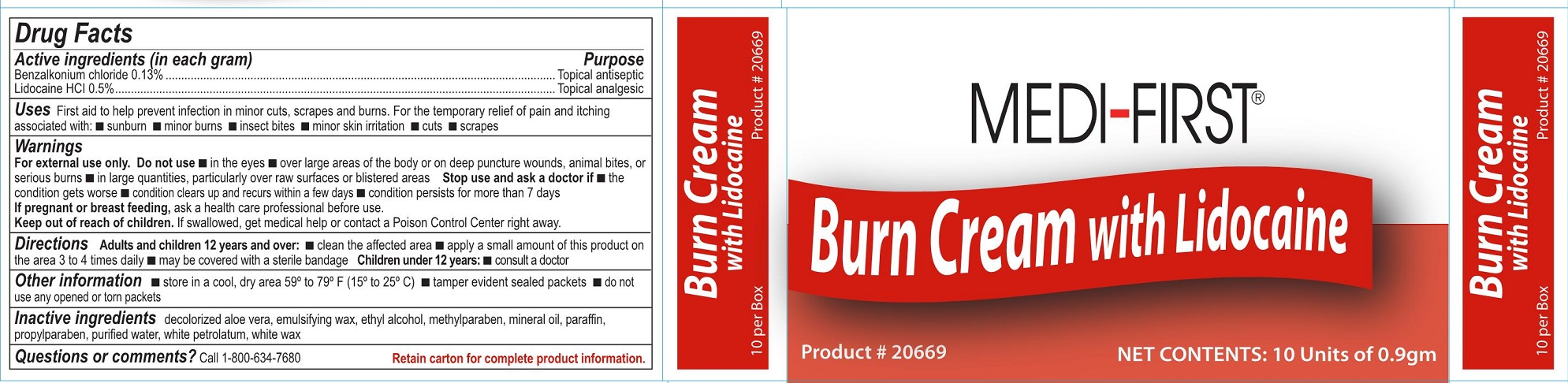 MF Burn Cream Safetec USA 2