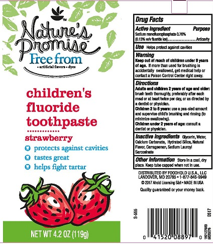 Ahold NaturesPromise Kids 182176R3