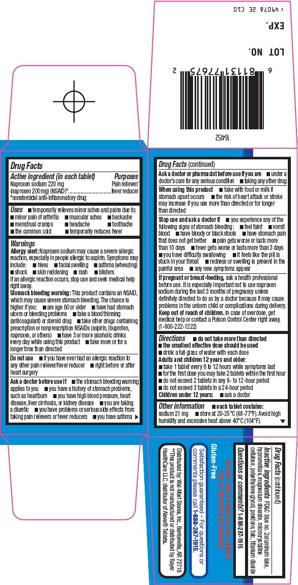 Equate Naproxen Sodium Tablets