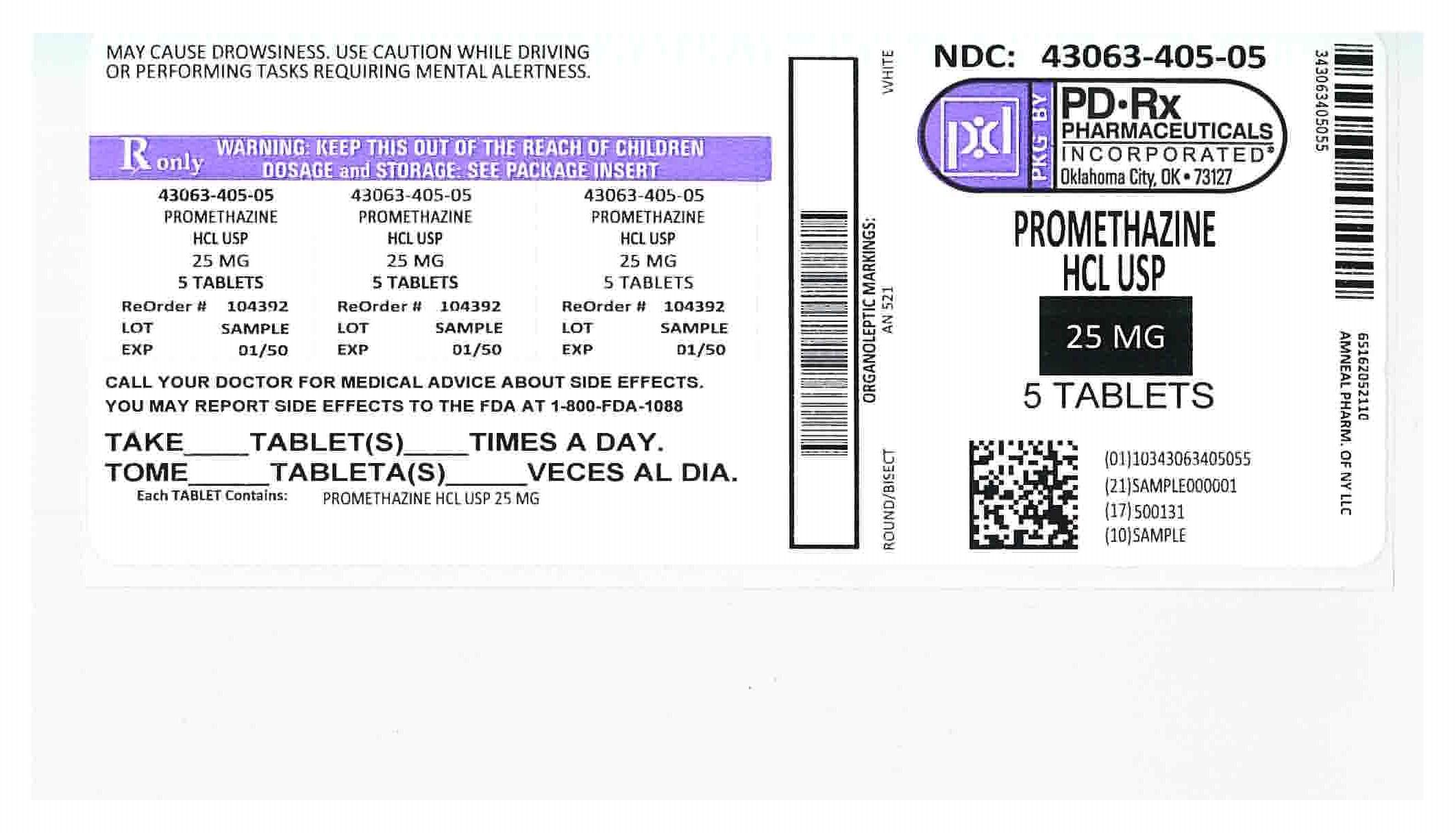 43063405 Label