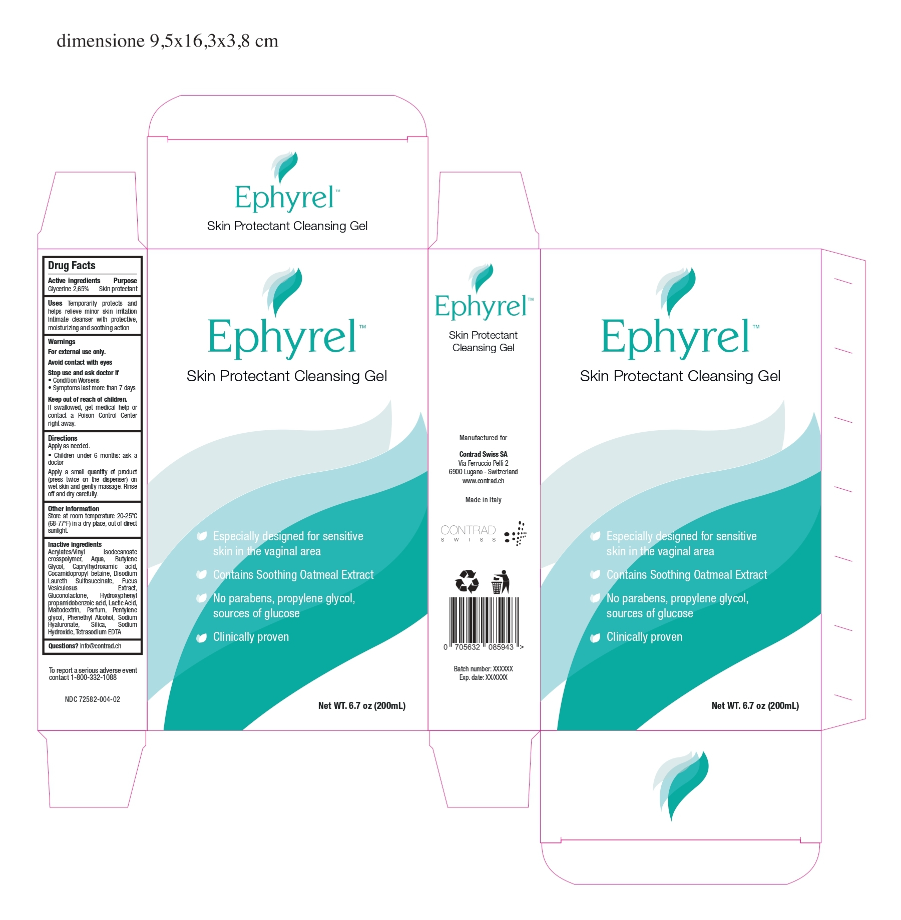 Ephyrel Secondary Pack