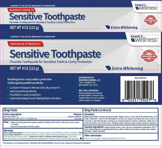 FD Sensitive Whitening 2821295R1