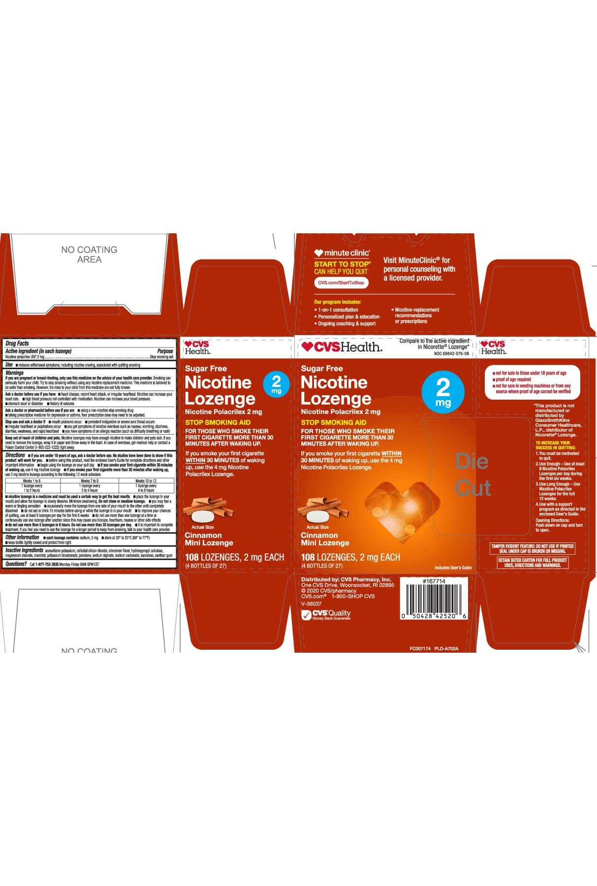 Nicotine polacrilex 2 mg