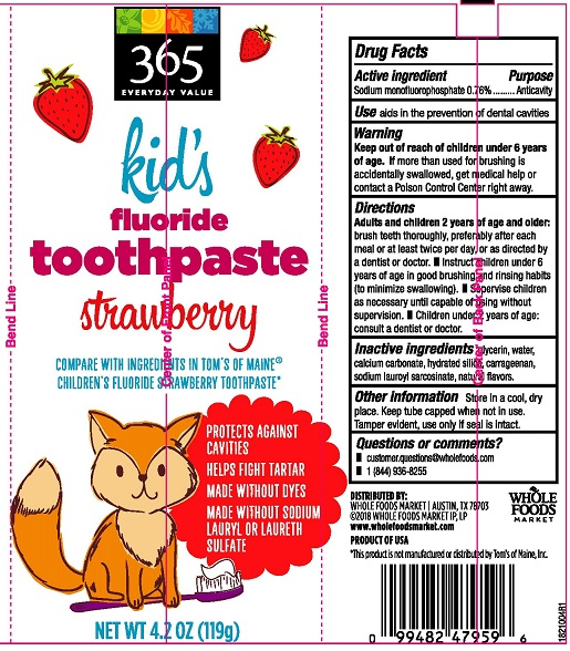 WF KidsStrawberry 1821004R1