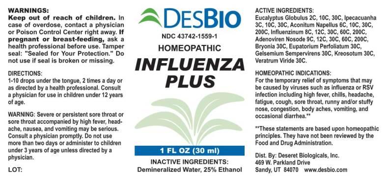 Influenza Plus