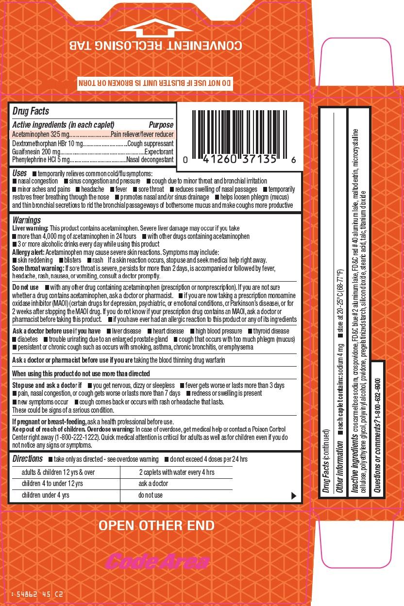 Kroger DayTime Severe Cold & Flu image 2