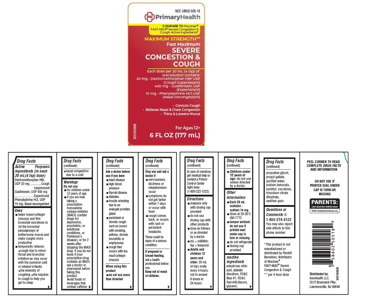 PACKAGE LABEL-PRINCIPAL DISPLAY PANEL 6 FL OZ (177 mL Bottle)