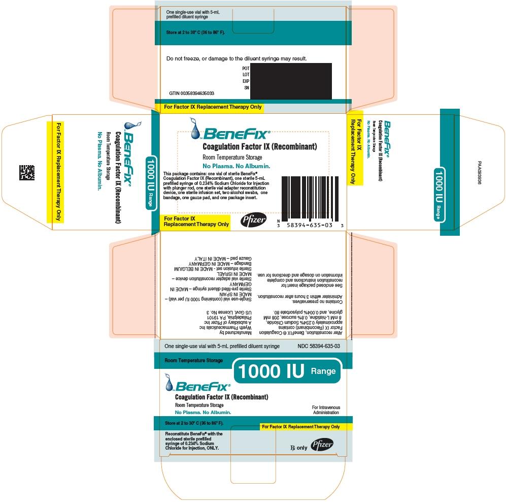 PRINCIPAL DISPLAY PANEL - 1000 IU Kit Carton