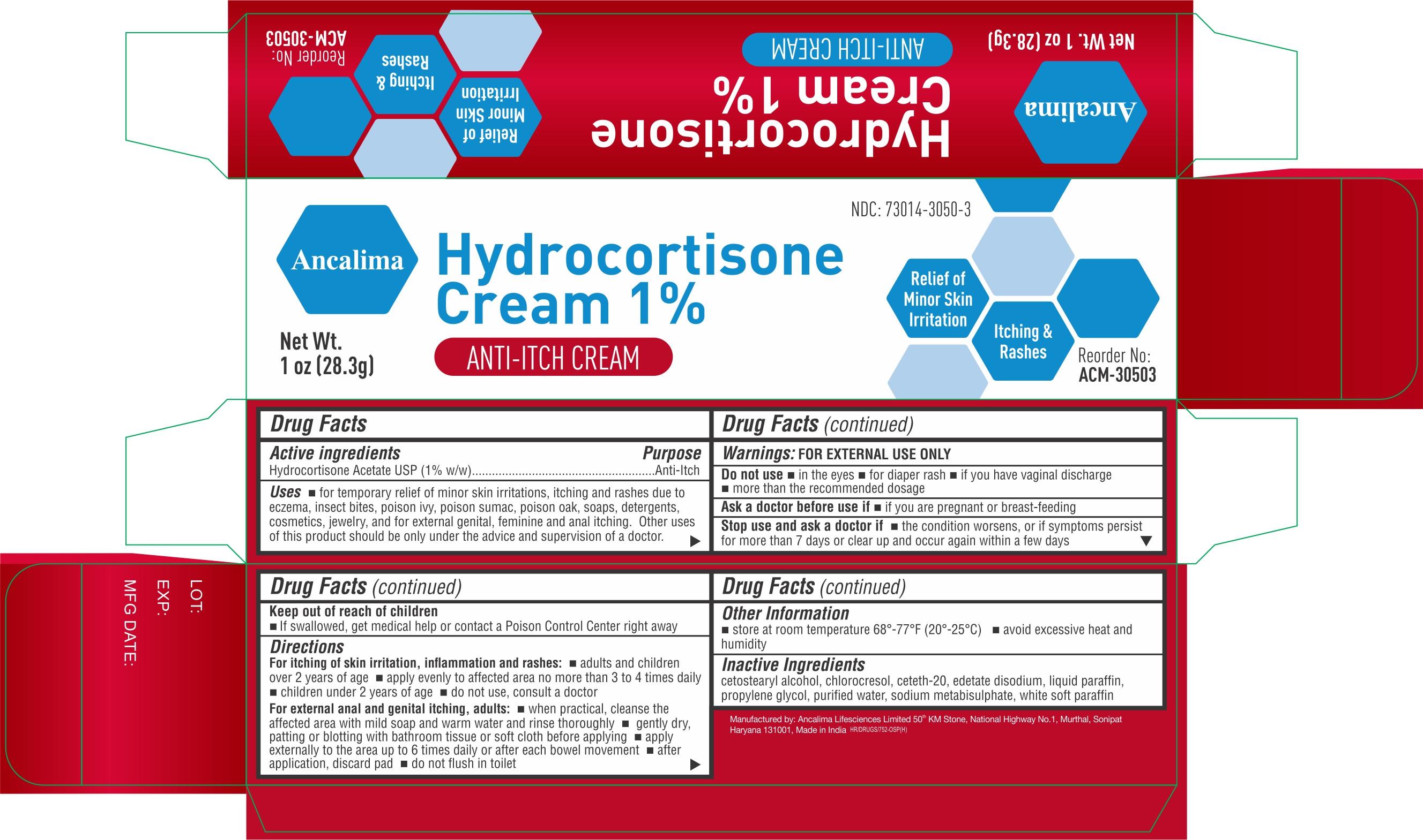 Principal & Drug Fact Panel