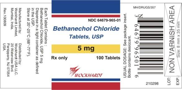 Label 5 mg