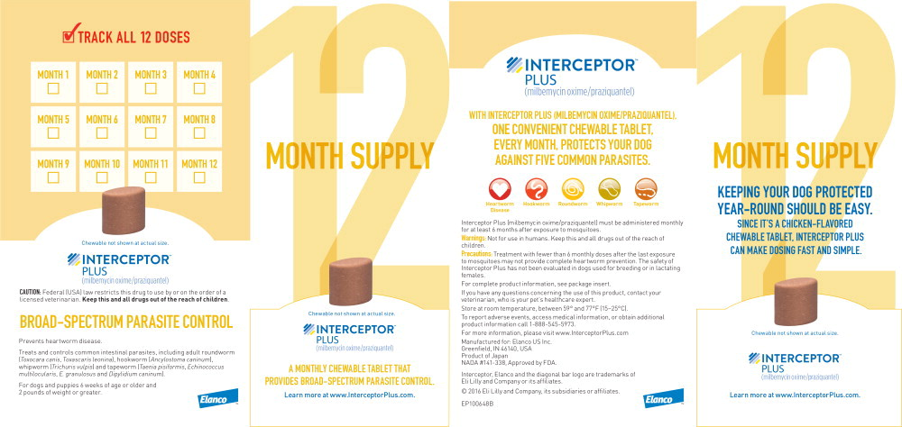 Principal Display Panel - 12 Month Supply Label