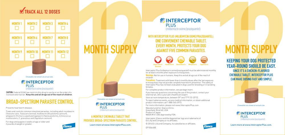 Principal Display Panel - 12 Month Supply Label