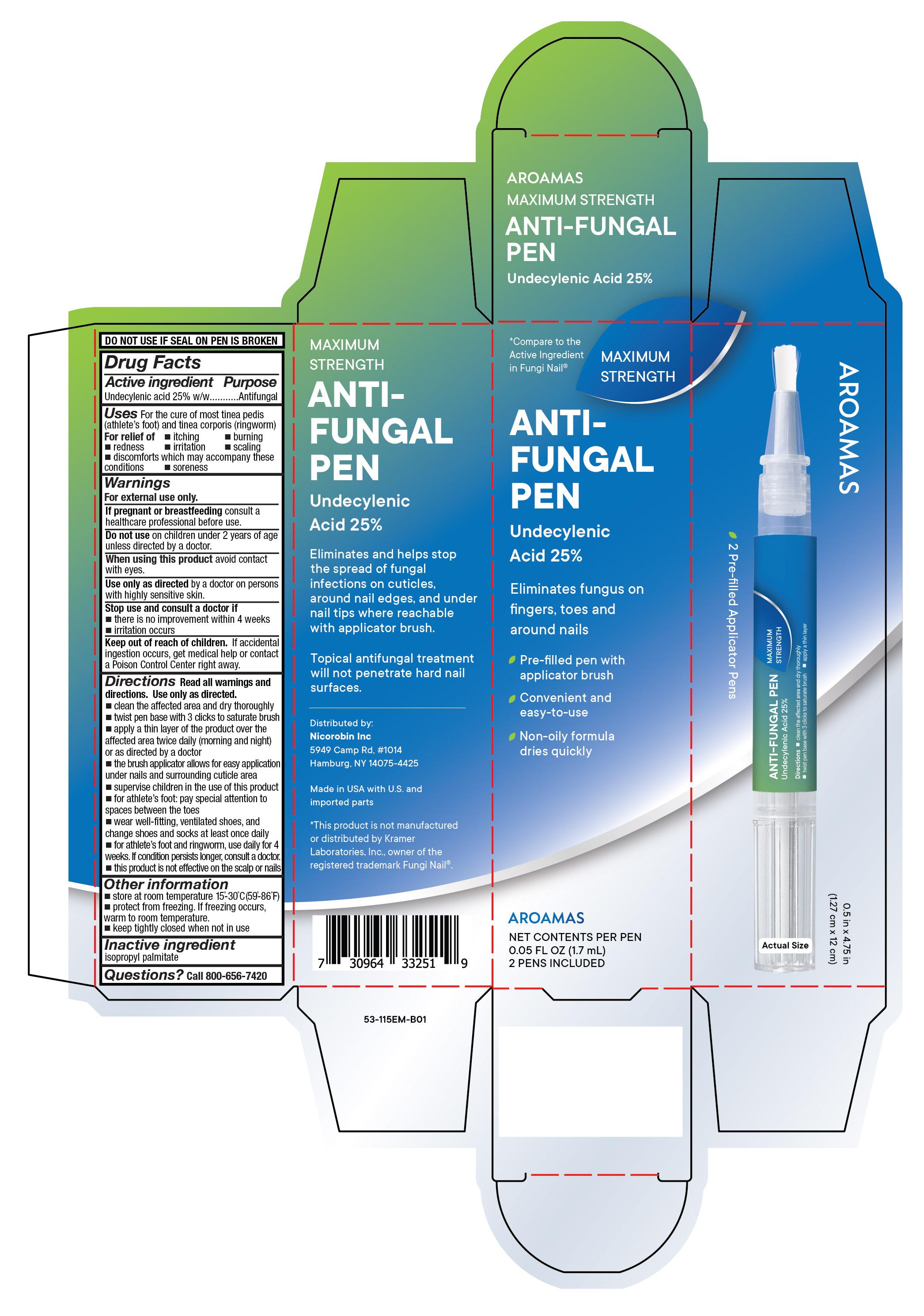 Antifungal Nail Pen