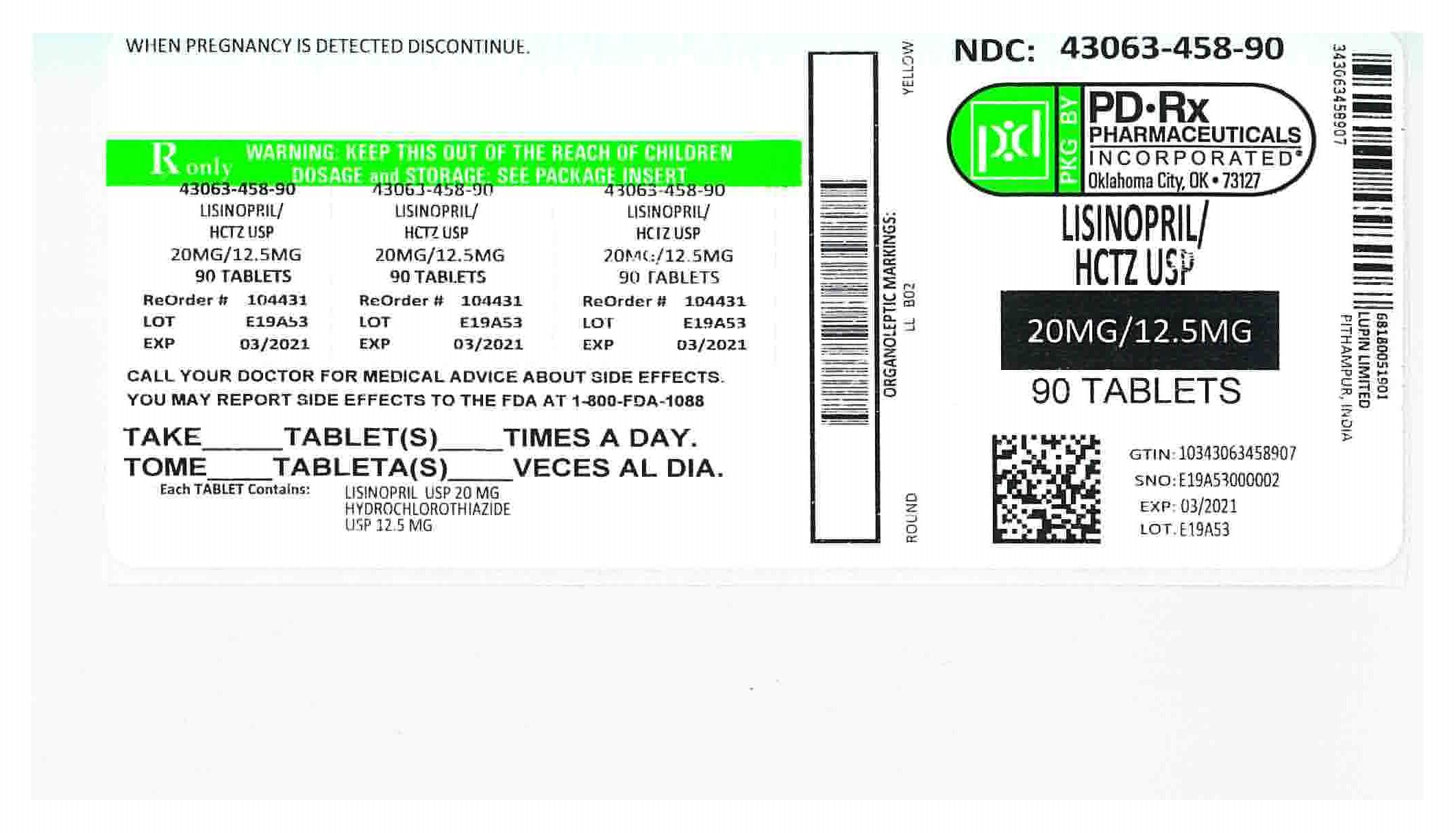 43063458 Label