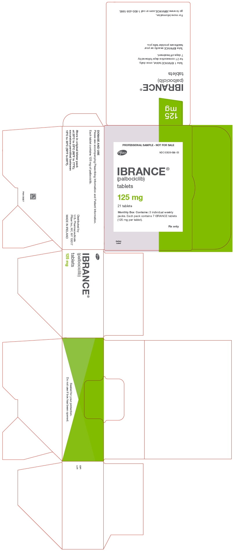 PRINCIPAL DISPLAY PANEL - 125 mg Tablet Dose Pack Box