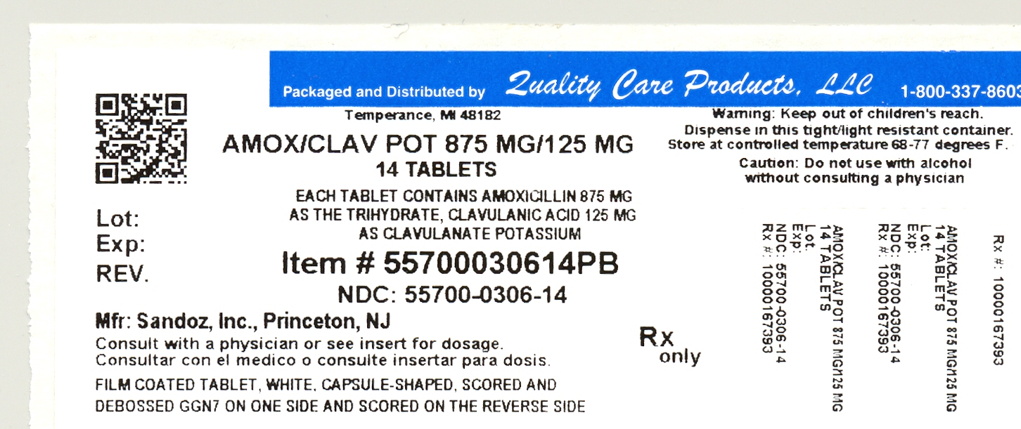 Image of 875mg Label