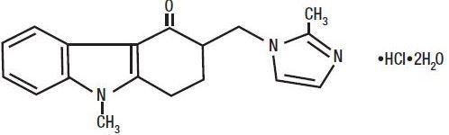 ondansetron-structure