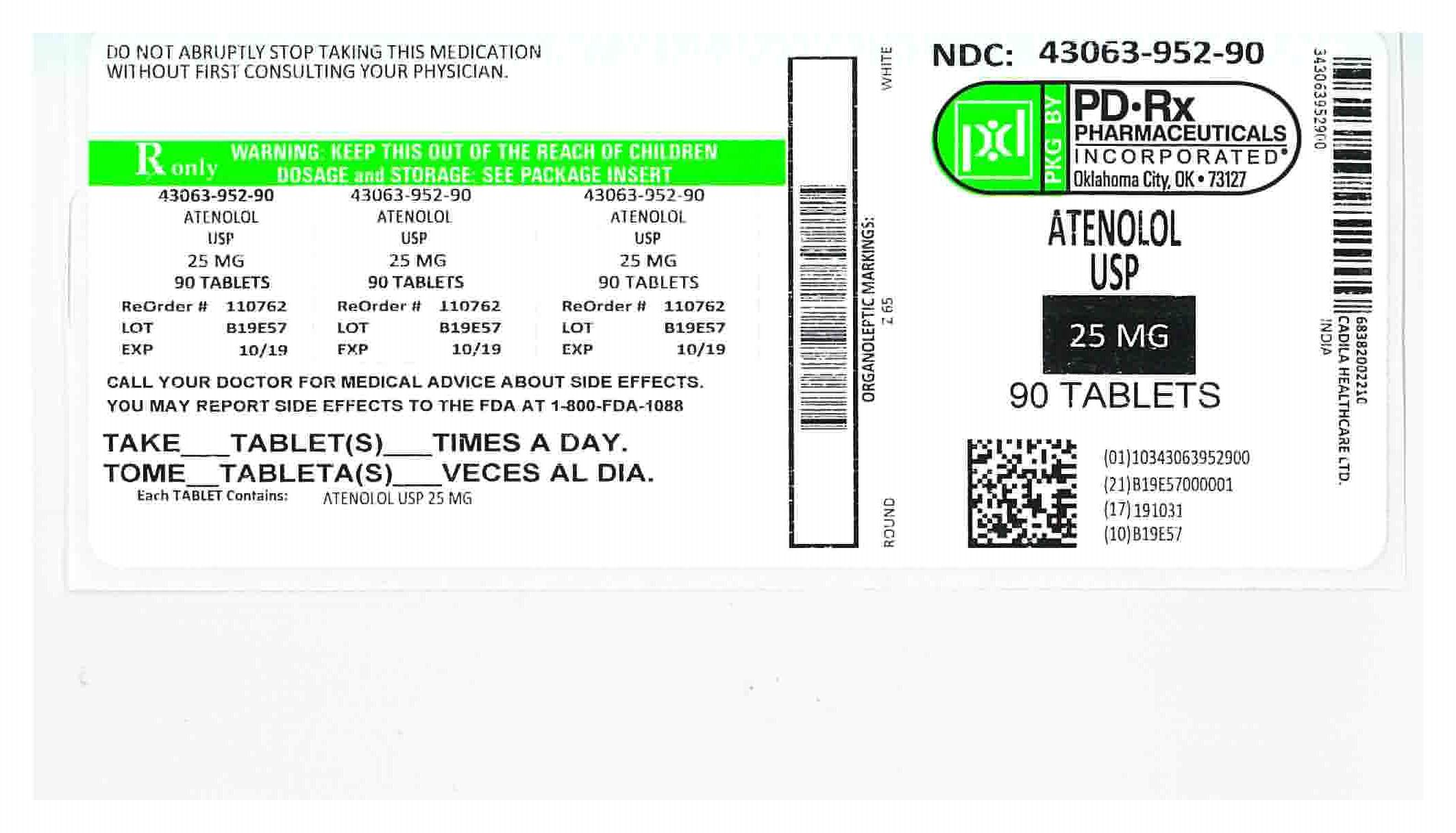 43063952 Label