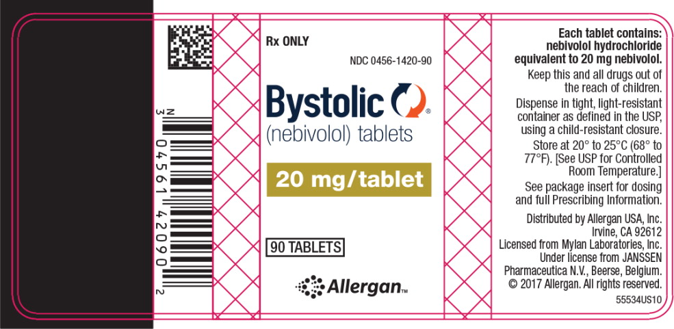 PACKAGE LABEL - PRINCIPAL DISPLAY PANEL - 20 MG 90 TABLETS LABEL