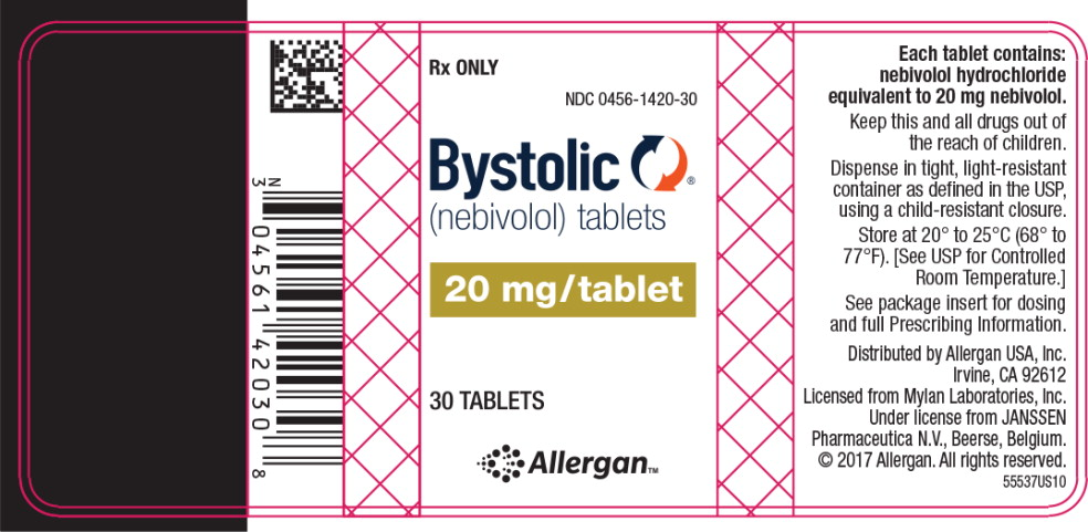 PACKAGE LABEL - PRINCIPAL DISPLAY PANEL - 20 MG 30 TABLETS LABEL