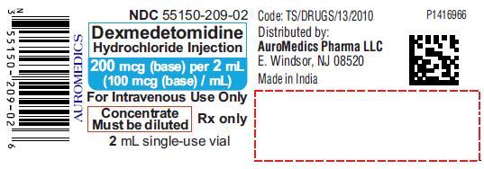 PACKAGE LABEL-PRINCIPAL DISPLAY PANEL - 200 mcg (base) per 2 mL (100 mcg (base) / mL) - Container Label