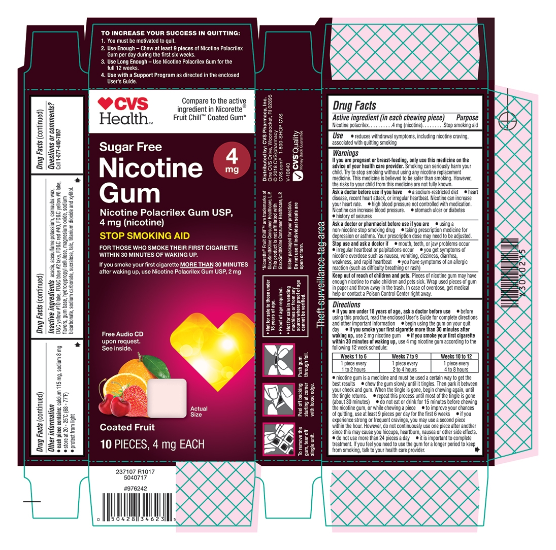 4 mg coated fruit 10 count