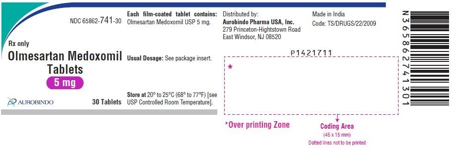 PACKAGE LABEL-PRINCIPAL DISPLAY PANEL - 5 mg (30 Tablet Bottle)