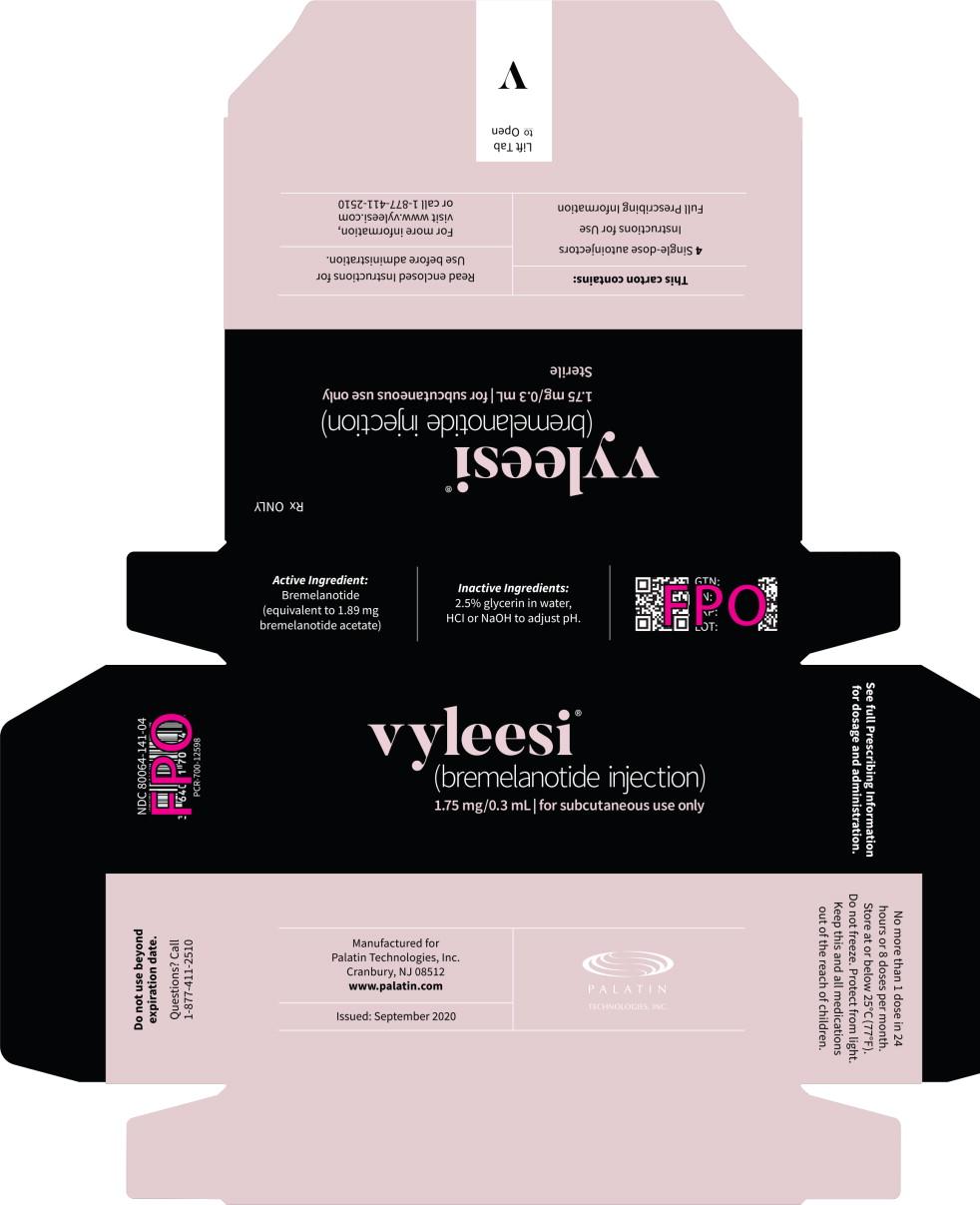 Principal Display Panel – Carton Label