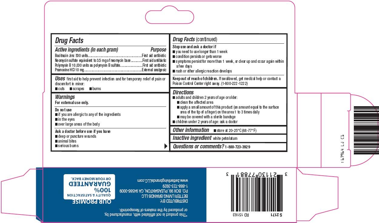 Signature Care Triple Antibiotic Ointment image 2