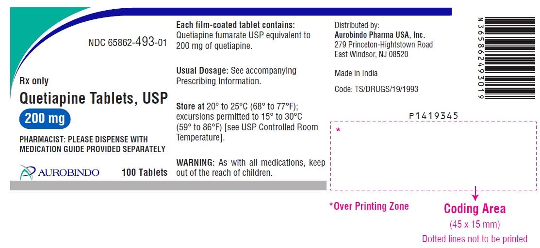 PACKAGE LABEL-PRINCIPAL DISPLAY PANEL - 200 mg (100 Tablets Bottle)