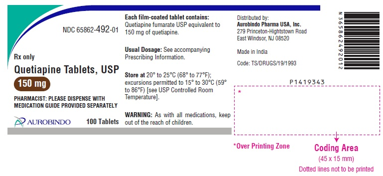 PACKAGE LABEL-PRINCIPAL DISPLAY PANEL - 150 mg (100 Tablets Bottle)