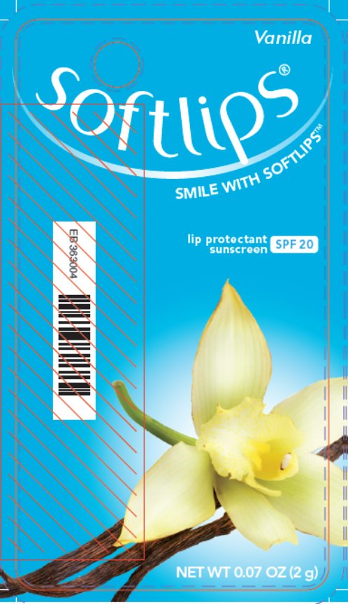 Softlips Vanilla