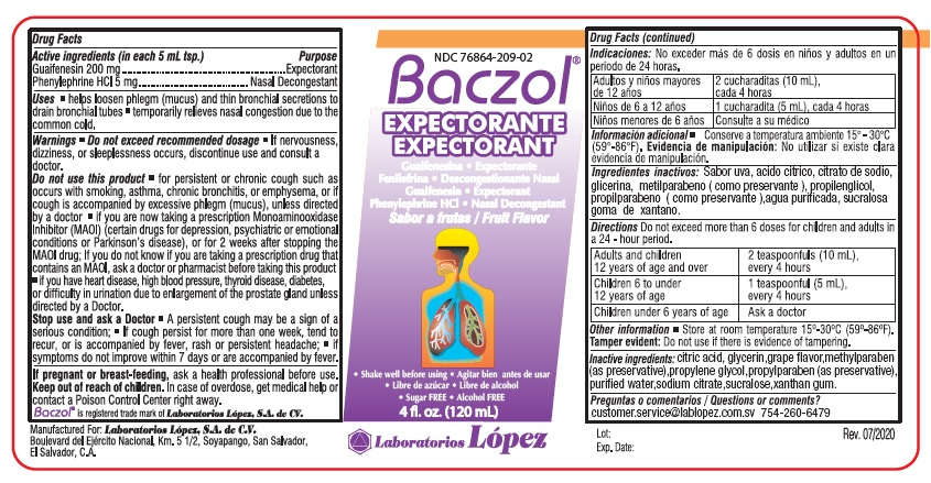 209-02 Baczol Btl