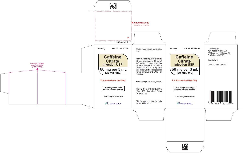 PACKAGE LABEL-PRINCIPAL DISPLAY PANEL - 60 mg per 3 mL - Container-Carton (1 Vial)