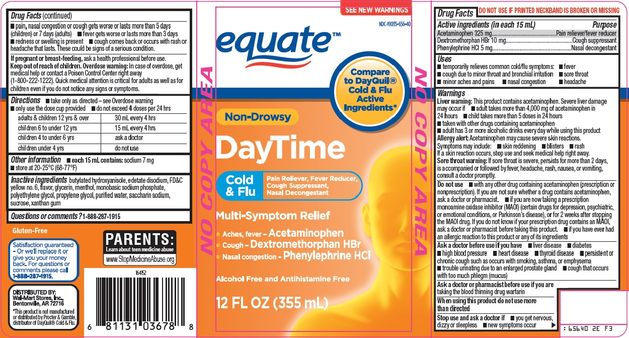 Equate DayTime Cold & Flu image