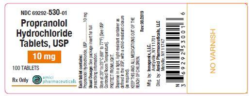 Propranolol-10mg-100ct