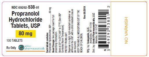 Propranolol-80mg-100ct