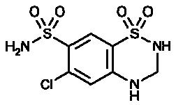 Hydrochlorothiazide