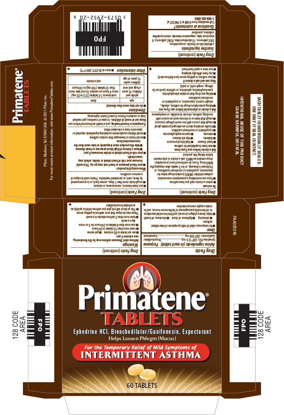 Principal Display Panel - 60 Tablet Carton