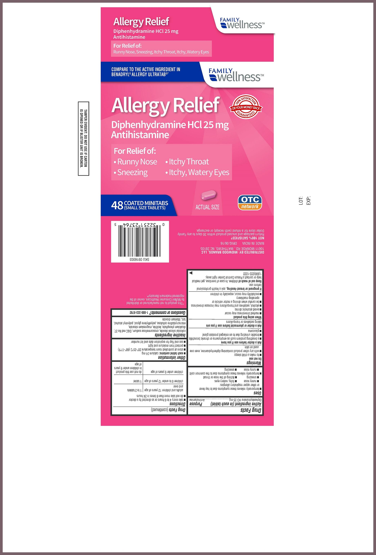 PRINCIPAL DISPLAY PANEL - 25 mg Tablet Blister Pack Carton