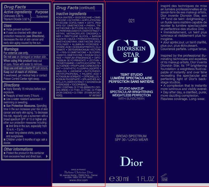 Dior Skin Star 021