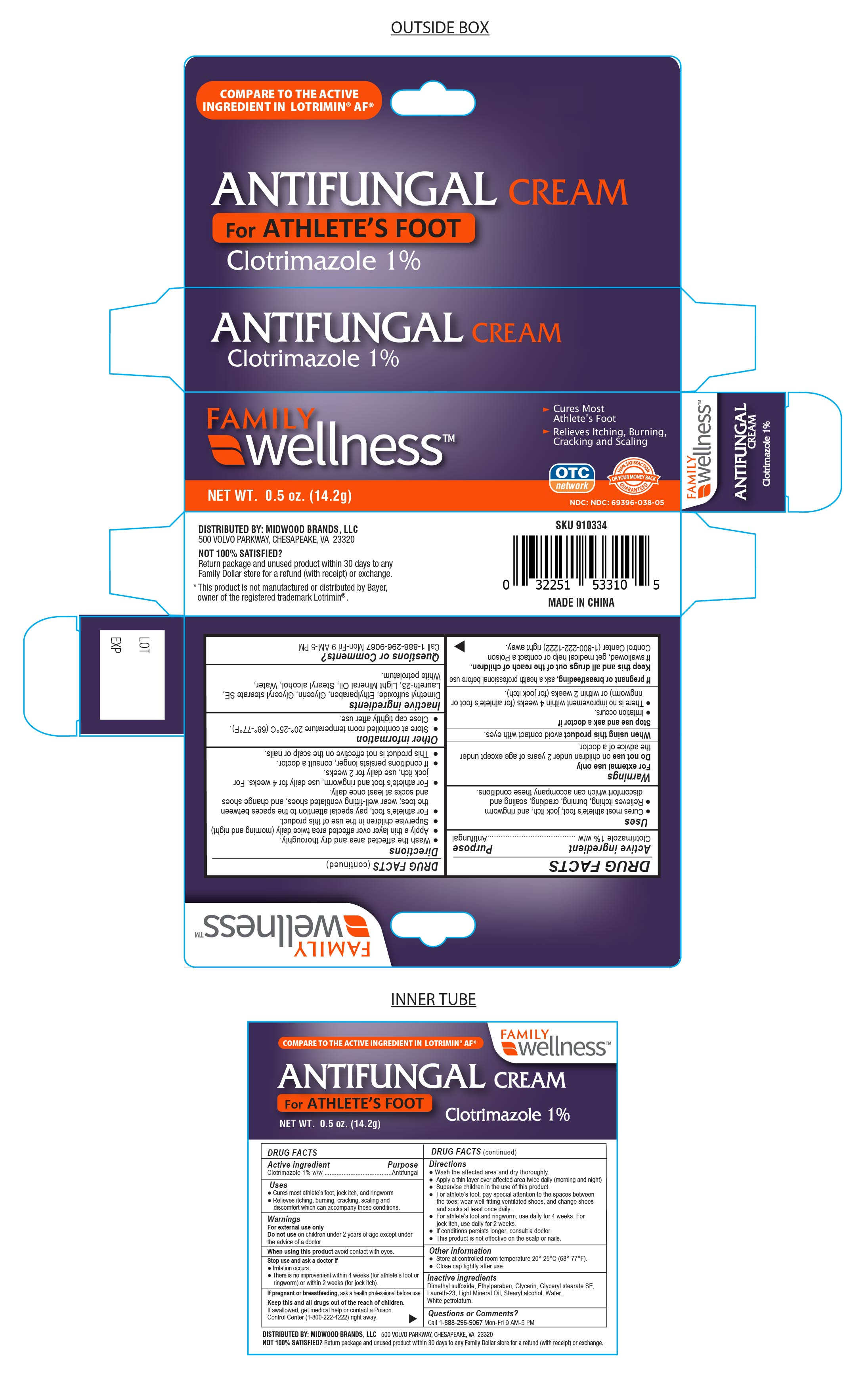 family wellness clotrimazole 05oz