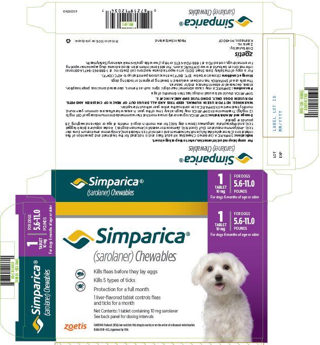PRINCIPAL DISPLAY PANEL 10 mg Carton