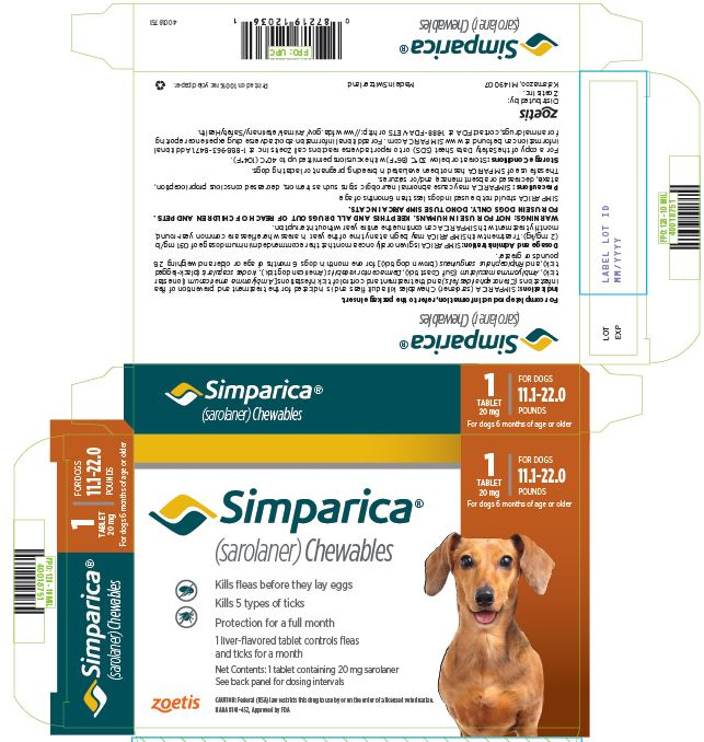 PRINICIPAL DISPLAY PANEL 20 mg Carton