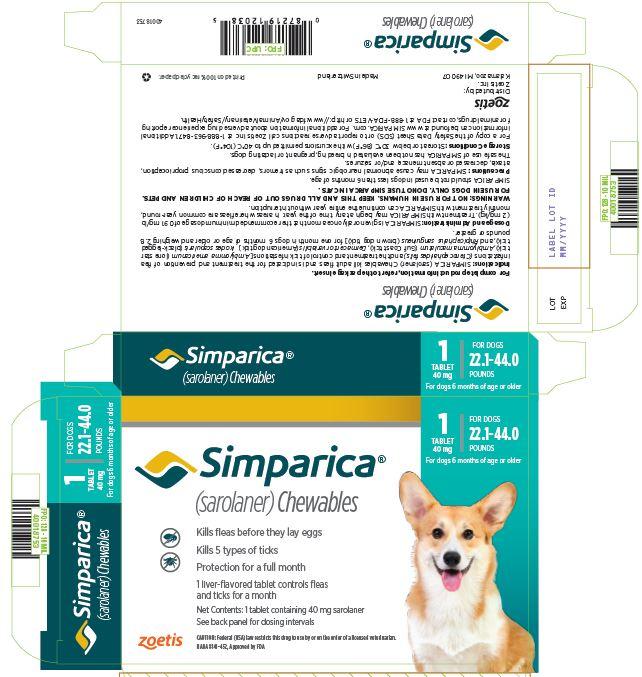 PRINCIPAL DISPLAY PANEL 40 mg Carton