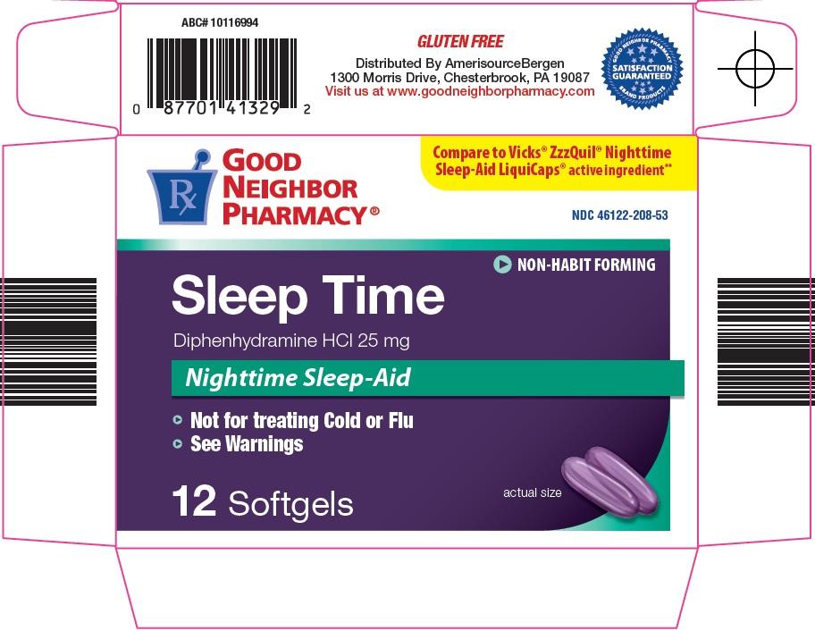Sleep Time Carton Image 1
