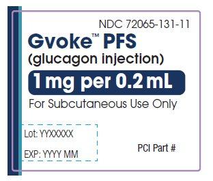 1 mg Pre-Filled Syringe Device Label